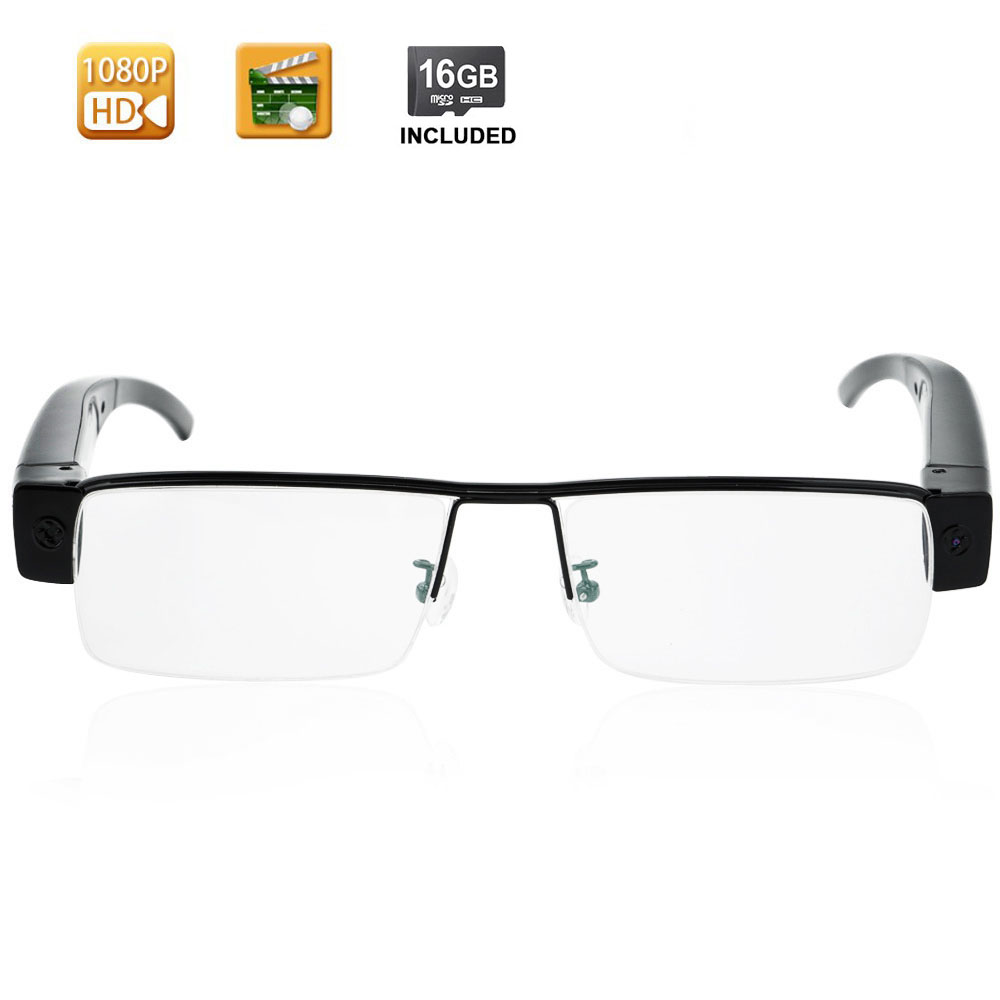 1080P HD Spy Glasses Camera